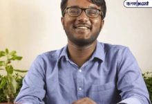 Photo of Nilkanth, India's human calculator, is the world's greatest in arithmetic