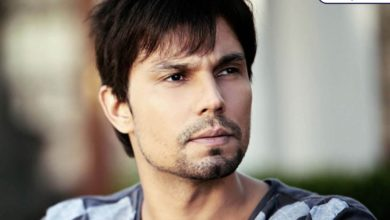 Photo of Randeep Hooda was admitted to the hospital for surgery. The photo went viral on social media