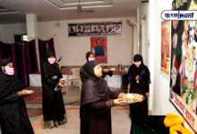 Photo of The Muslim women of Meerut joined in the joy of land worship and performed Aarti and Puja in the name of Ram