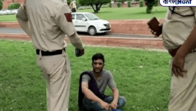 Photo of Another conspiracy to carry out sabotage in Delhi! Kashmiri arrested next to the parliament building! Letter written in rescue codeword