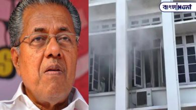 Photo of Kerala Secretariat fire! Trying to destroy the evidence of gold smuggling! Complaints opponents