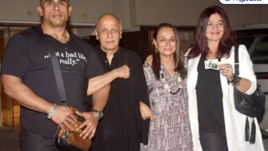Photo of 'Mahesh Bhatt has always looked at me like an unwanted, illegitimate child', Rahul Bhatt, the son of the explosive first party!