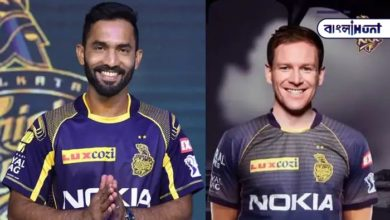 Photo of Speculation is rife! Eoin Morgan could replace Karthik as KKR's new captain