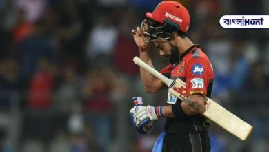 Photo of After a long absence, Virat Kohli disappointed the fans by scoring only 14 runs with the bat.