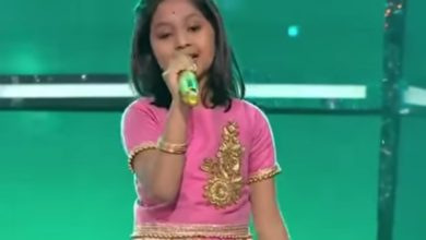 Photo of A 9-year-old girl from Burdwan went viral on Netdunia with her amazing Hindi song
