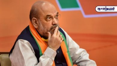 Photo of Amit Shah fell ill again with respiratory problems and was admitted to AIIMS on Saturday night