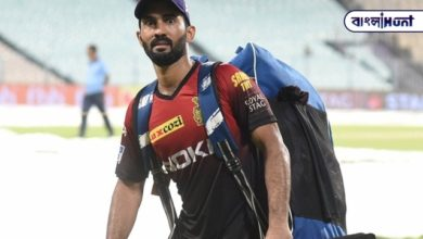 Photo of Captain Dinesh Karthik's emotional message to Eden Gardens and KKR supporters