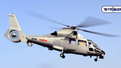 Photo of Fear of attack engulfs China, helicopters fly over Indian border to spy