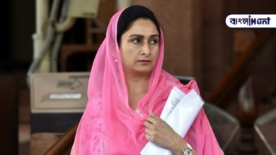 Photo of Harsimrat Kaur resigns from Modi cabinet in protest of agriculture bill