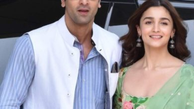 Photo of Ranbir Kapoor was cut and Ranbir Kapoor was inserted, is this decision of Bhansali for Alia!