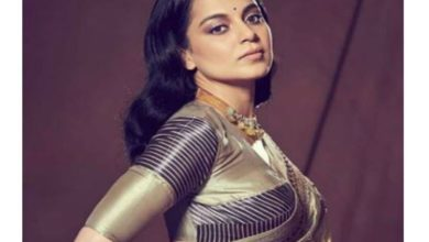 Photo of The actress thanked Amit Shah, the central government's 'Y' level security guardian for Kangana