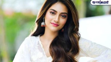 Photo of Why did Goddess Durga become a Muslim? Nusrat Jahan gave a strong answer to the question