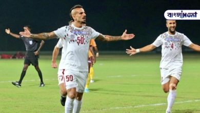 Photo of Franc Gonzalez, the hero of the I-League victory, expressed his anger against Mohun Bagan in a social media post.