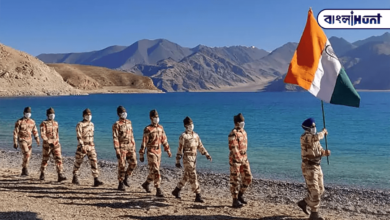 Photo of After the army, this time the ITBP jawans occupied an important post near Pangong Lake