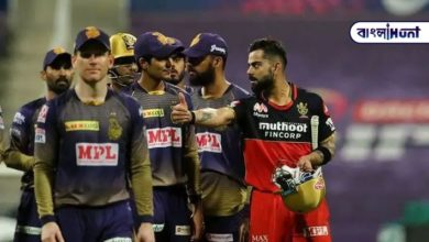 Photo of KKR's Virat Joy Kohli's path to play-offs becomes difficult after losing to RCB