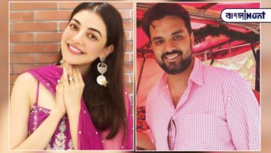 Photo of A new member of the family is coming this month, Kajal Agarwal gave good news on social media