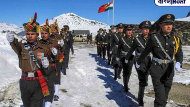 Photo of Chinese spy on Indian soil! Chinese soldiers also captured Indian troops on the Ladakh border