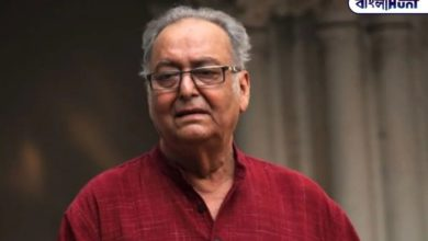 Photo of Corona free 'Feluda', Soumitra Chatterjee with stable physical condition