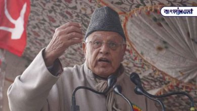 Photo of Former Chief Minister Farooq Abdullah dreams of reinstating Article 370 in Kashmir with Chinese help