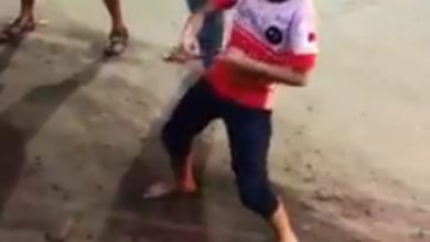 Photo of Netpara was shocked to see the video of the viral dance as if he was barefoot