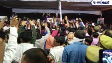 Photo of The whole village broke down in tears at the funeral of the martyrs, the boy said 'Bharat Mata Ki Joy'