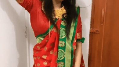 Photo of Tumul Viral Sharmistha's video of Bengali actress dressed in super hit Hindi song