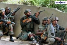 Photo of The army succeeded in carrying out the night operation, Nikesh and two militants in Shopian