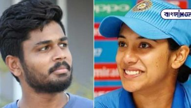 Photo of I support Rajasthan only for Sanju, the words of Smriti Mandhana smell of love