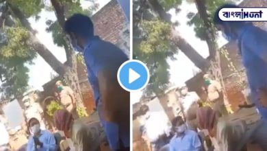 Photo of Change the statement, said the victim's family in Hathras DM! The video is viral