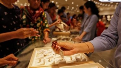 Photo of Happy tide before Dhanteras – heavy fall in gold prices, downward silver prices too