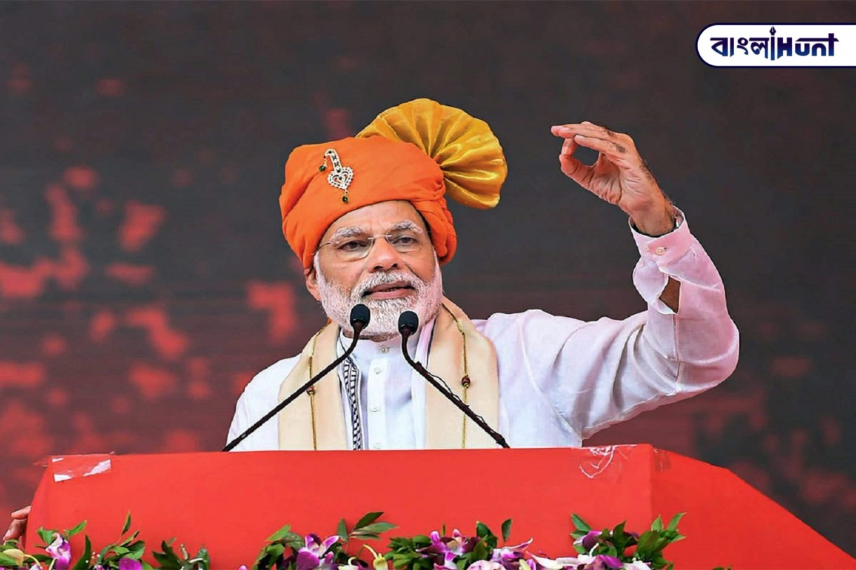 Jangal Raj supporters want you not to chant 'Joy Shri Ram': Narendra Modi