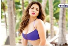 Photo of Pink hair pink lipstick just like 'Barbie Doll', the new look of the hot viral Sunny Leone