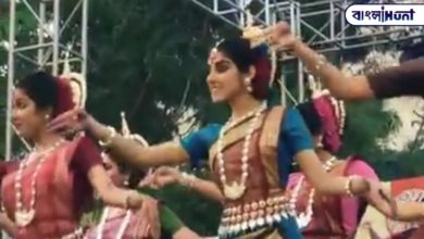 Photo of Sourav Ganguly's daughter Sana's dance video is viral, five-faced netizens in praise